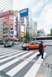 Tokyo, Akihabara 26. November 2015 Akihabara in Tokyo Lizenzfreie Stockfotografie