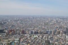 Tokyo-Ansicht stockfotos