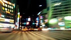 Tokyo-Antrieb Lizenzfreie Stockfotos