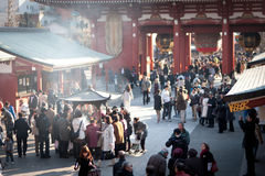 Tokyo Asakusa Royalty Free Stock Photo