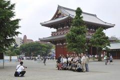 Tokyo, Asakusa Stock Images