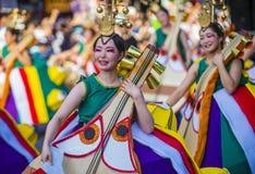Tokyo Asakusa samba carnival