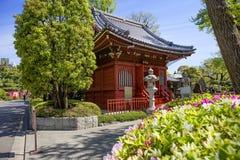Tokyo. Asakusa. The Senso-JI Temple. Royalty Free Stock Image