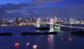 Tokyo Bay Royalty Free Stock Image