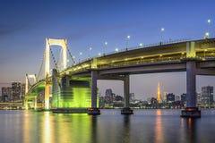 Tokyo Bay Cityscape Stock Photos