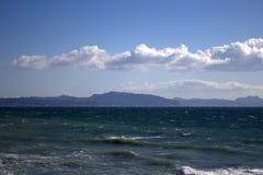 Tokyo Bay from Kurihama Stock Images