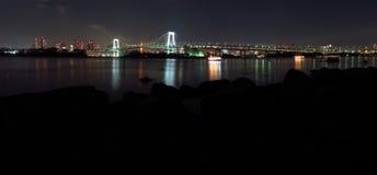Tokyo Bay panorama Stock Photos