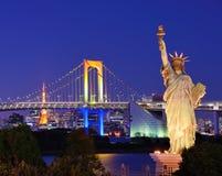 Tokyo Bay royalty free stock images