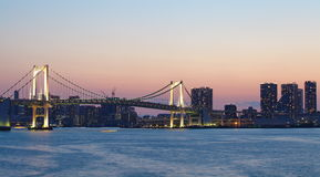 Tokyo bay Royalty Free Stock Photography