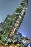 Tokyo-Betriebsart-Hochschule HDR lizenzfreie stockbilder