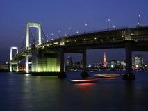 Tokyo bridge Stock Photos