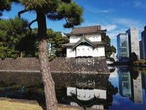 Tokyo-britischer Palast lizenzfreie stockfotografie