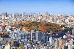 Tokyo - Bunkyo stock afbeeldingen