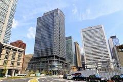 Tokyo CBD Royalty Free Stock Photos