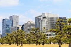 Tokyo CBD Royalty Free Stock Photography