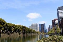 Tokyo CBD Royalty Free Stock Image