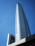 Tokyo CBD Stock Photography
