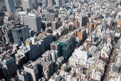 Tokyo citiscape Stock Image