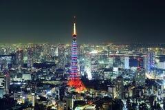 Tokyo city Royalty Free Stock Photo