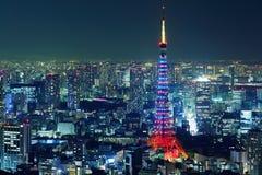 Tokyo city Royalty Free Stock Photography
