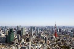 Tokyo City Skyline. Stock Image