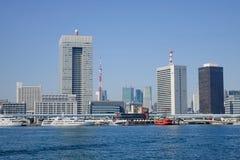 Tokyo City Skyscraper Stock Images