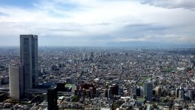 Tokyo city Royalty Free Stock Photography