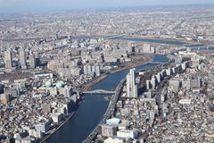 Free Tokyo City View From Skytree Royalty Free Stock Photo - 139389635
