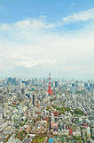 Tokyo city view Stock Image