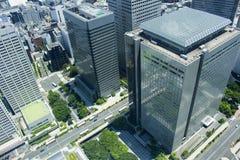 Tokyo City View Royalty Free Stock Image