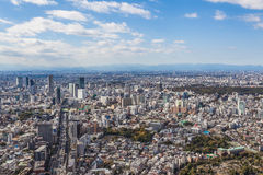 Tokyo city view Stock Images
