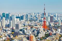 Tokyo cityscape Stock Photos