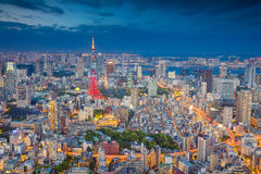 Tokyo. Royalty Free Stock Photography