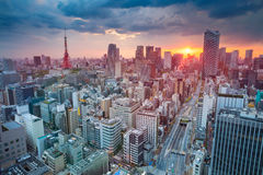 Tokyo. stock photography