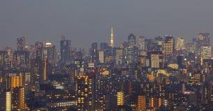 Tokyo Cityscape Stock Image