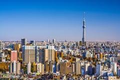 Tokyo Cityscape Stock Photo