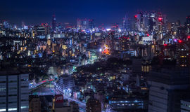 Tokyo Cityscape , Japan Stock Image
