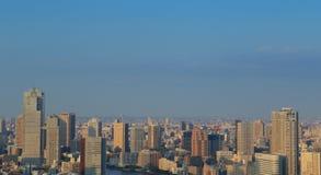 Tokyo cityscape, Japan Royalty Free Stock Photo