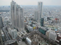 Tokyo Cityview Stockfotos