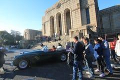 Tokyo Classic Car Festival in Japan Stock Photo