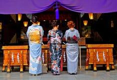 Tokyo Daijingu, Tokyo, Japan Royalty Free Stock Image