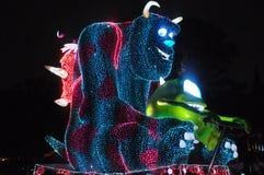 Tokyo Disney Land Electrical Parade. Stock Photos