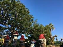 Tokyo Disneyland Lizenzfreies Stockfoto