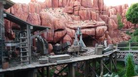Tokyo Disneyland i Japan stock video