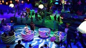 Tokyo Disneyland i Japan lager videofilmer