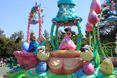 Tokyo Disneyland, Japan royaltyfri bild