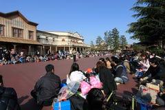 Tokyo Disneyland, Japan Royalty-vrije Stock Afbeeldingen