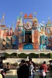 Tokyo Disneyland,Japan. The Small World building,Disneyland,Japan Stock Photo