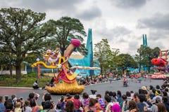 Tokyo Disneyland Resort au Japon photo stock