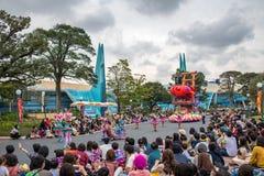 Tokyo Disneyland Resort au Japon photos libres de droits